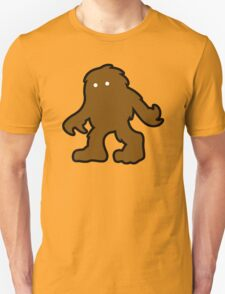 the Bigfoot - Design by NoirGraphic.  Unisex T-Shirt