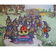Nightgoblins and Stompers Photographic Print