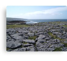The Burren, Co. Clare, Ireland Canvas Print