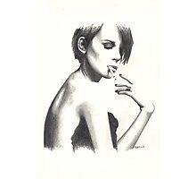 Chandaki 'The Mistress' Photographic Print
