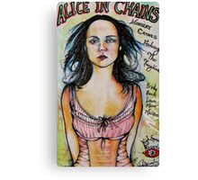 Alice In Chains ( 1999 ) Canvas Print