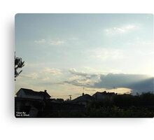 SunDown 2 Canvas Print