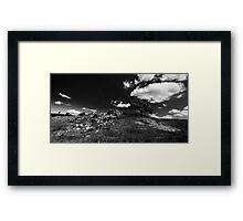 Forgotten Land Framed Print