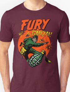 red fury T-Shirt