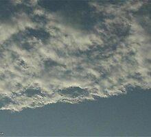 Sky Or Ocean ?  3 by dge357