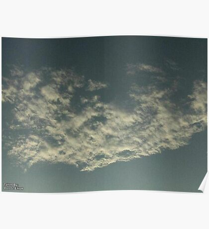 Sky Or Ocean ? Poster