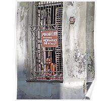 The Manicurist Poster