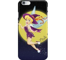 Tinkerbell - Tink or Treat!! iPhone Case/Skin