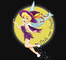 Tinkerbell - Tink or Treat!! Womens Fitted T-Shirt