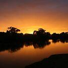 Rising sun, falling rain... by A1000WORDS