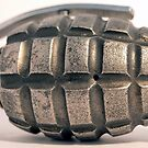 up close hand grenade by muggler