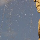 Golden Boy Fountain by wilsonsz