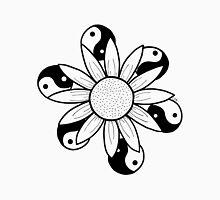 Yin Yang Sunflower Unisex T-Shirt