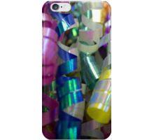 Crazy Colored Swirls iPhone Case/Skin