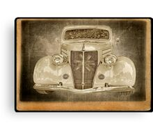 old photo effect Canvas Print