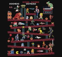 Donkey Kong etc. Kids Clothes