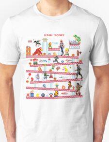 Donkey Kong etc. T-Shirt