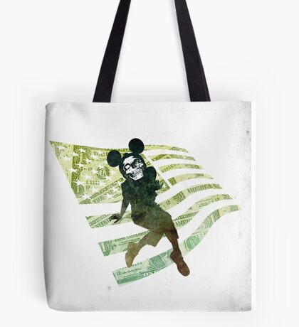 There is no Disneyland outside your heart Tote Bag