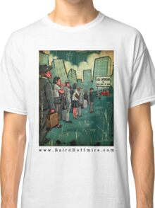 Will Work For Soup Classic T-Shirt