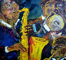 Big Jazz  by Harry Gray