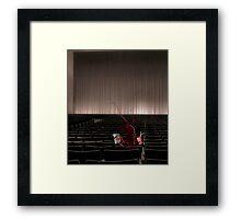 Audiant Framed Print