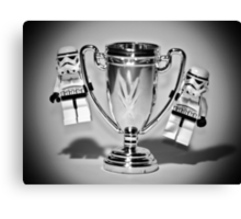 Stormtrooper Trophy Winners Canvas Print