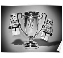 Stormtrooper Trophy Winners Poster