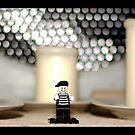 Disco Pierrot by weglet