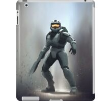 Halo - Master Chief Dropping In iPad Case/Skin