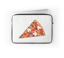 Pizza Power - Vegetarian Version Laptop Sleeve