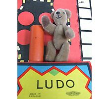 King of Ludo World Photographic Print