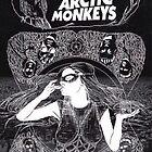 Arctic Monkeys by yourlilmermaid