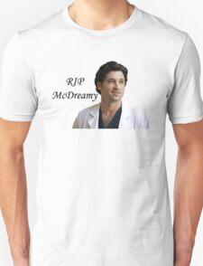 RIP Derek Shepherd Unisex T-Shirt