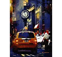 5th Avenue Meltdown Photographic Print