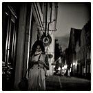 Lonesome in the city by Morten Kristoffersen