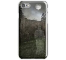 At Midnight in Moonlight iPhone Case/Skin