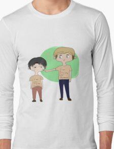 Eruri - I'm f*cking Levi Ackerman Long Sleeve T-Shirt