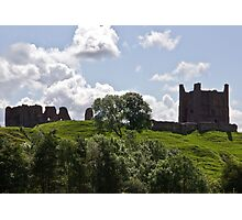 Brough Castle Photographic Print