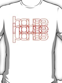 House Mirror Orange T-Shirt