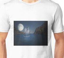The Ghost Ship Unisex T-Shirt