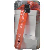 Give Love, Wear Love Samsung Galaxy Case/Skin