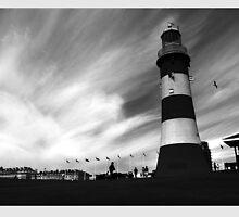 Smeatons Tower by Rod Gonzalez