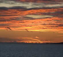 Dunmanus Bay Sunrise Sunset in Ireland by GeorgiaConroy