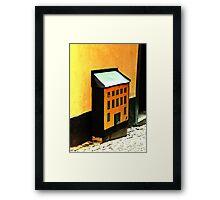 Electrical Box Framed Print