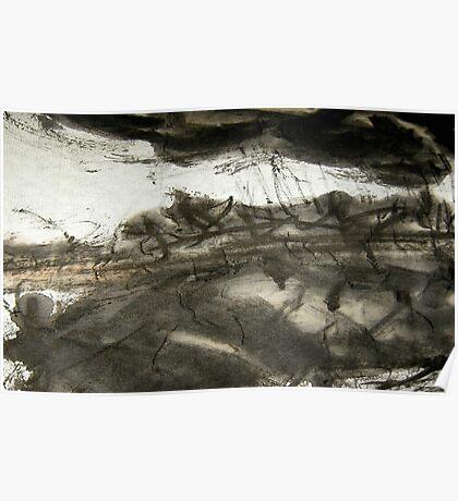 vineyard ....cloudy skies #13 Poster