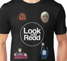 Look and Read Unisex T-Shirt