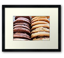 Cookie Delight Framed Print