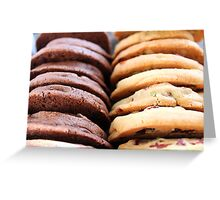 Cookie Delight Greeting Card