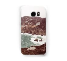Sliabh Liag in Winter Samsung Galaxy Case/Skin