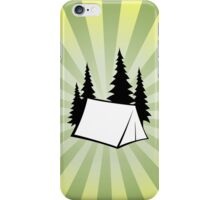 Camp Burst iPhone Case/Skin